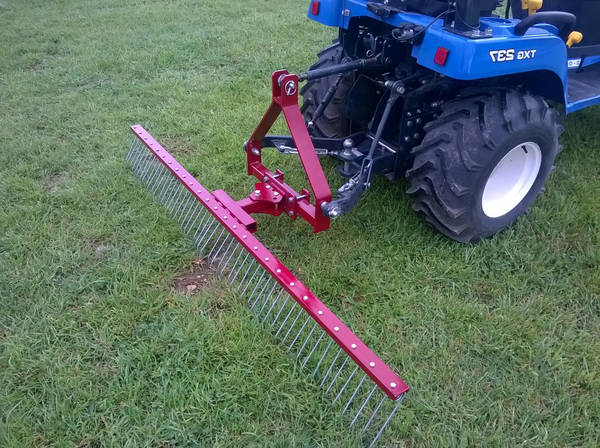 Point vert scarificateur