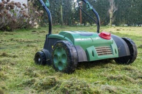 Scarificateur mtd verti plus 34